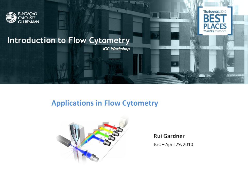 What is Flow Cytometry Introduction to Flow Cytometry