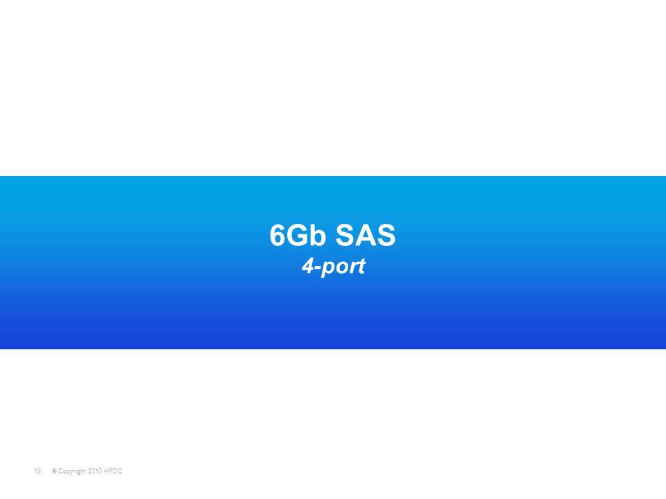 6Gb SAS 4-port