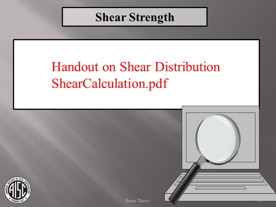 Handout on Shear Distribution ShearCalculation.pdf