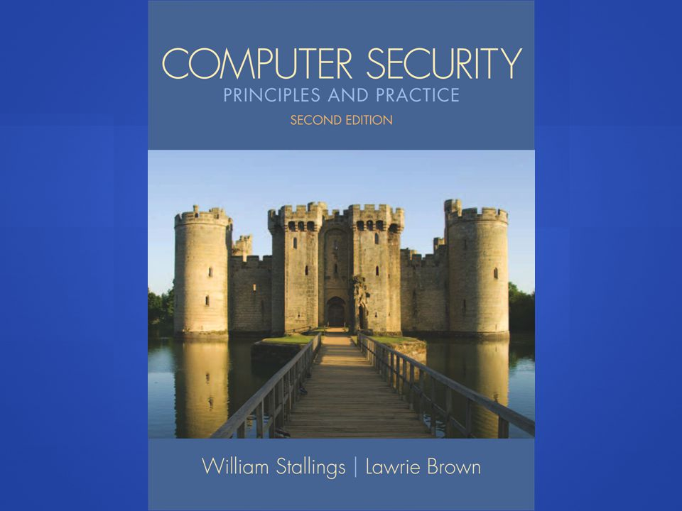 Lecture slides for Computer Security: Principles and Practice , 2/e, by William Stallings and Lawrie Brown, Chapter 9 Firewalls and Intrusion Prevention Systems .