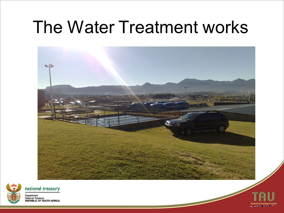 The Water Treatment works