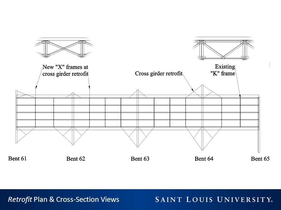 Retrofit Plan & Cross-Section Views