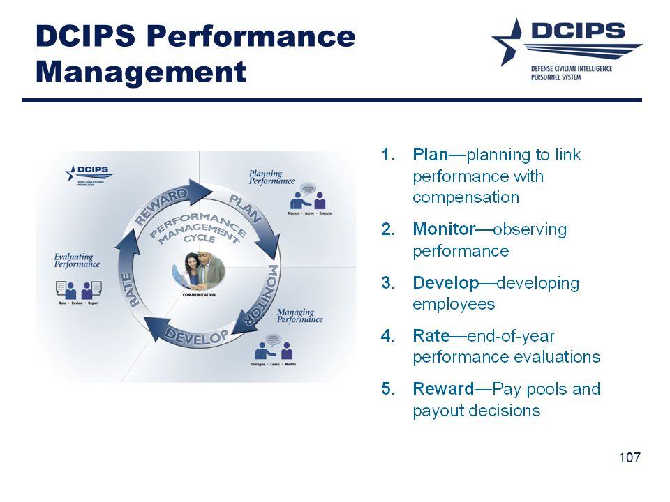 DCIPS Performance Management