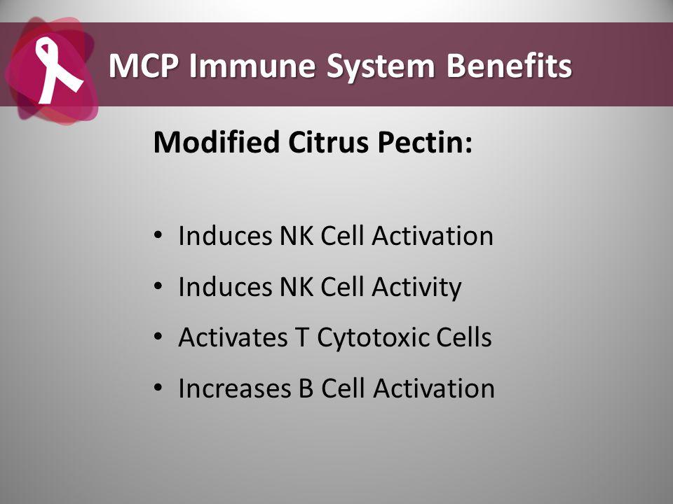 MCP Immune System Benefits