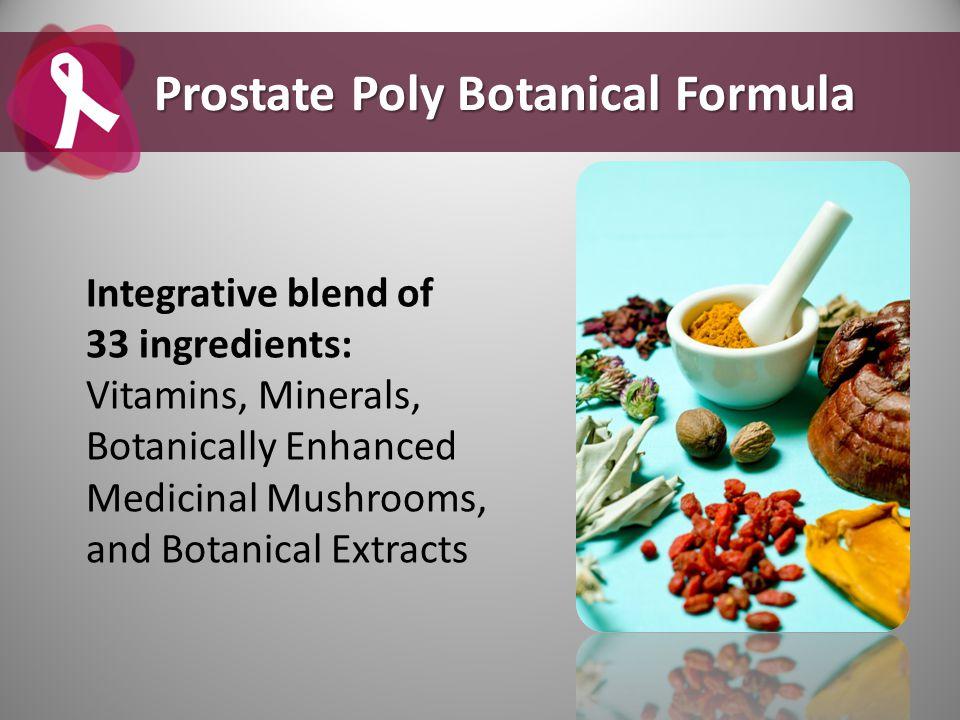 Prostate Poly Botanical Formula