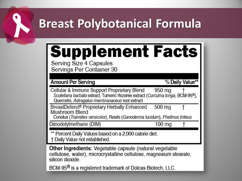 Breast Polybotanical Formula