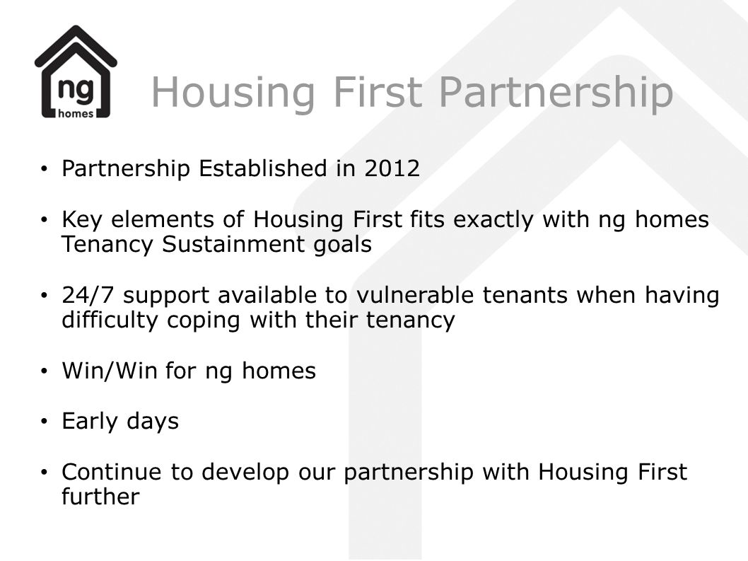 Housing First Partnership