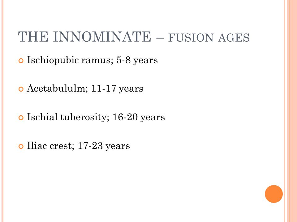 THE INNOMINATE – fusion ages