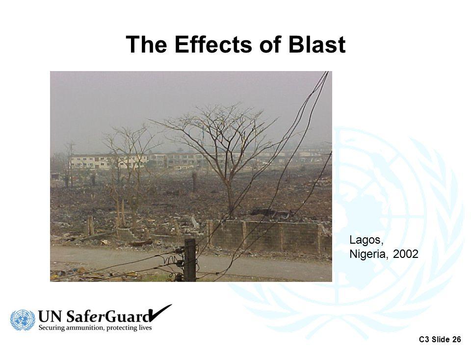The Effects of Blast Lagos, Nigeria, 2002
