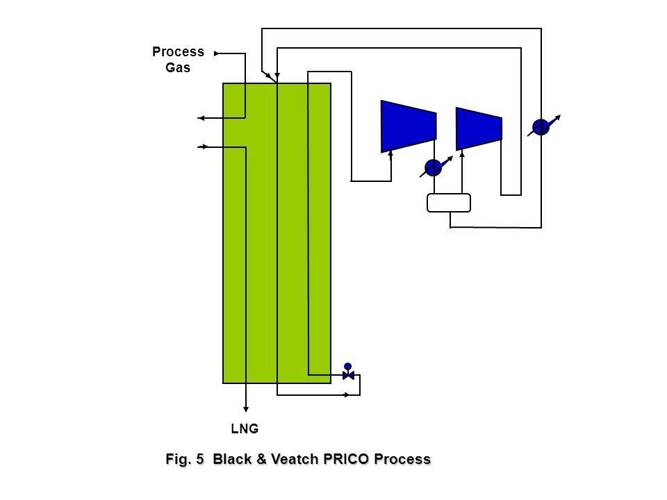 Fig. 5 Black & Veatch PRICO Process