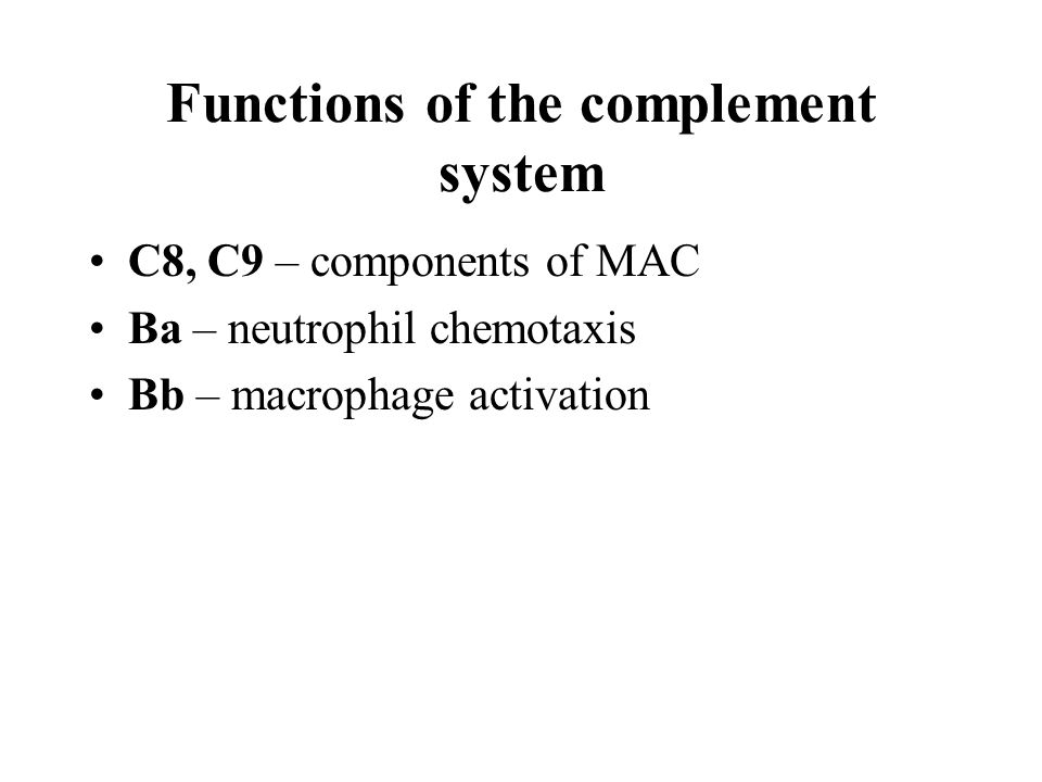 components and functions of the complement system 28 แถว components and functions of the complement system the.