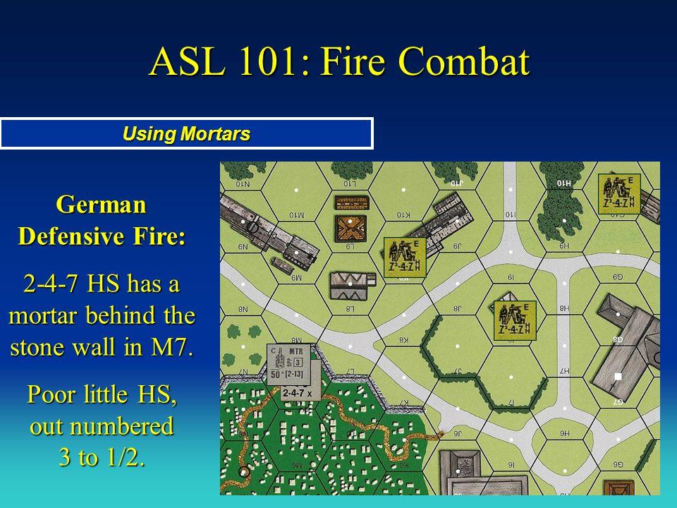 German Defensive Fire: