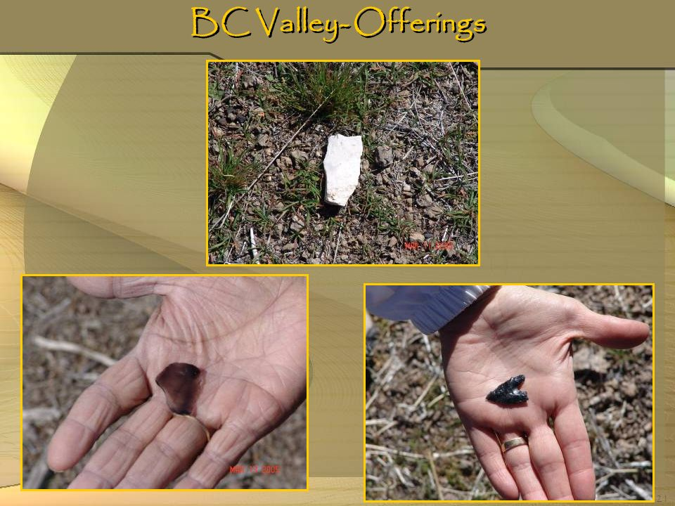 BC Valley- Offerings