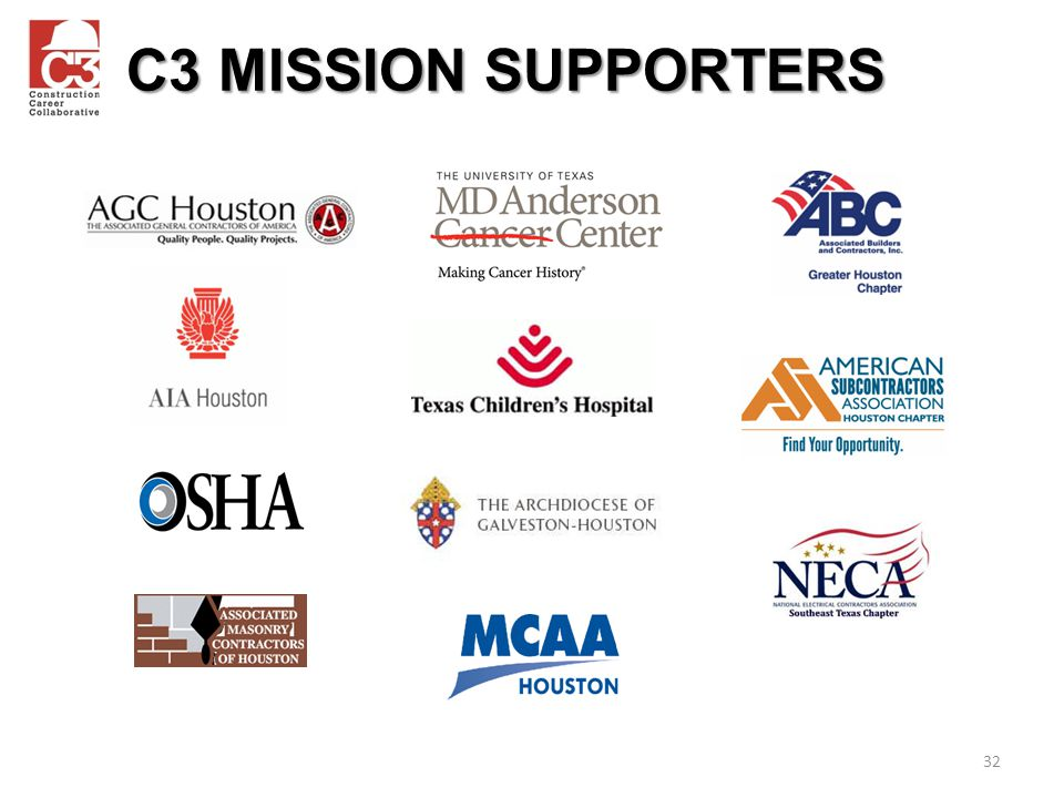 C3 MISSION SUPPORTERS