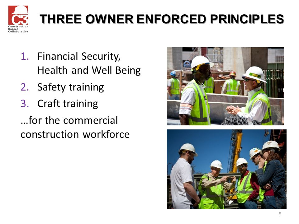 THREE OWNER ENFORCED PRINCIPLES