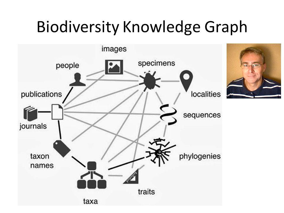 Biodiversity Knowledge Graph