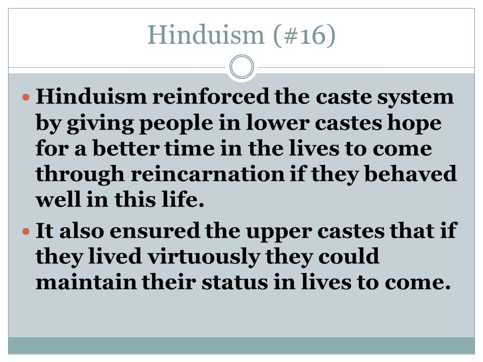 Hinduism (#16)