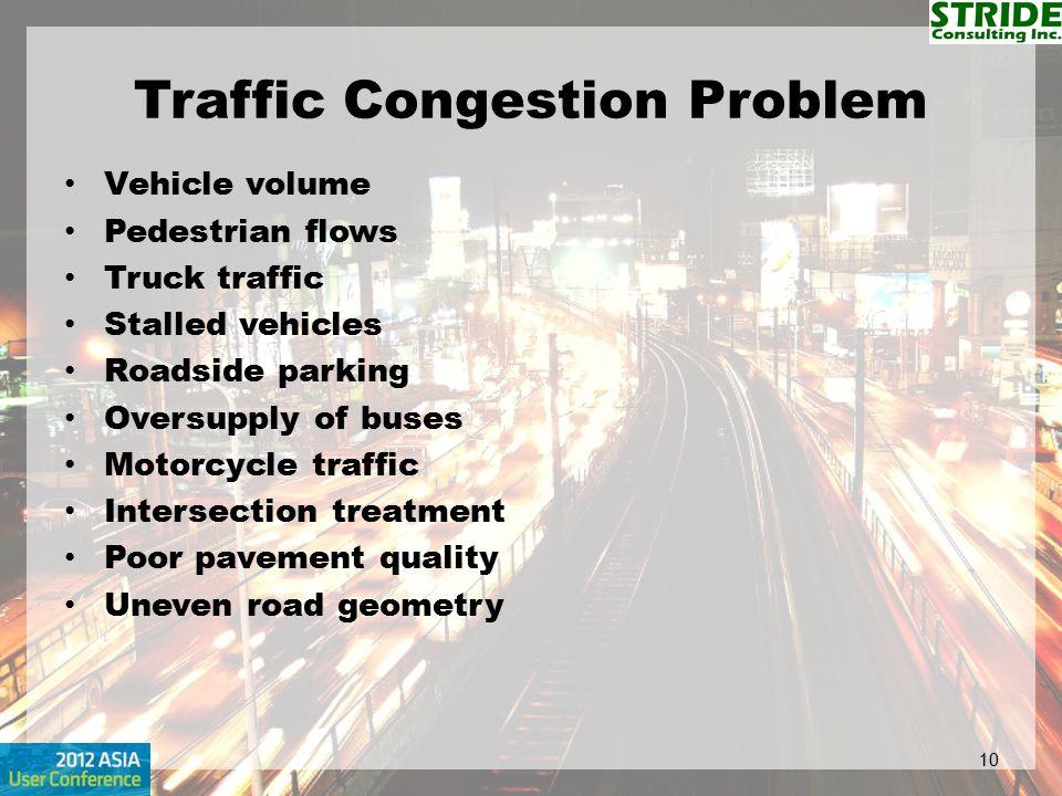 Traffic Congestion Problem