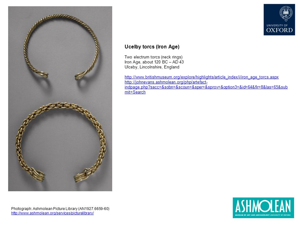 Ucelby torcs (Iron Age)