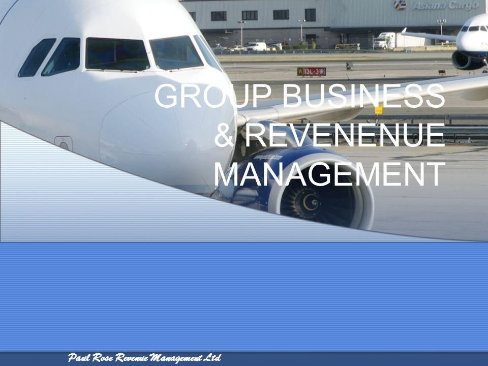 GROUP BUSINESS & REVENENUE MANAGEMENT