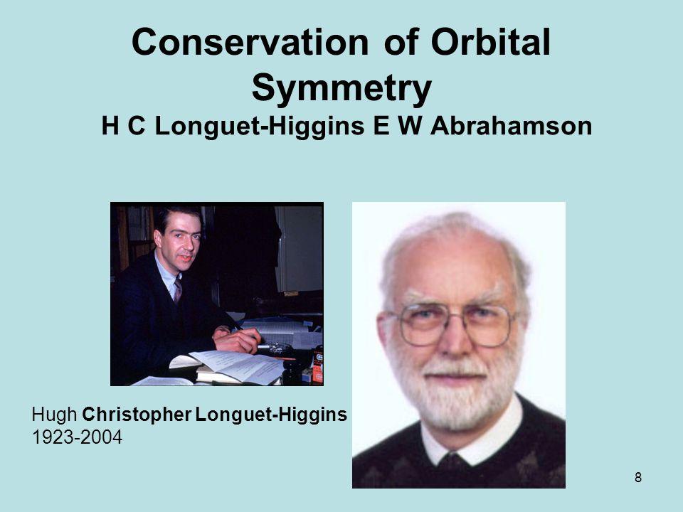 Conservation of Orbital Symmetry
