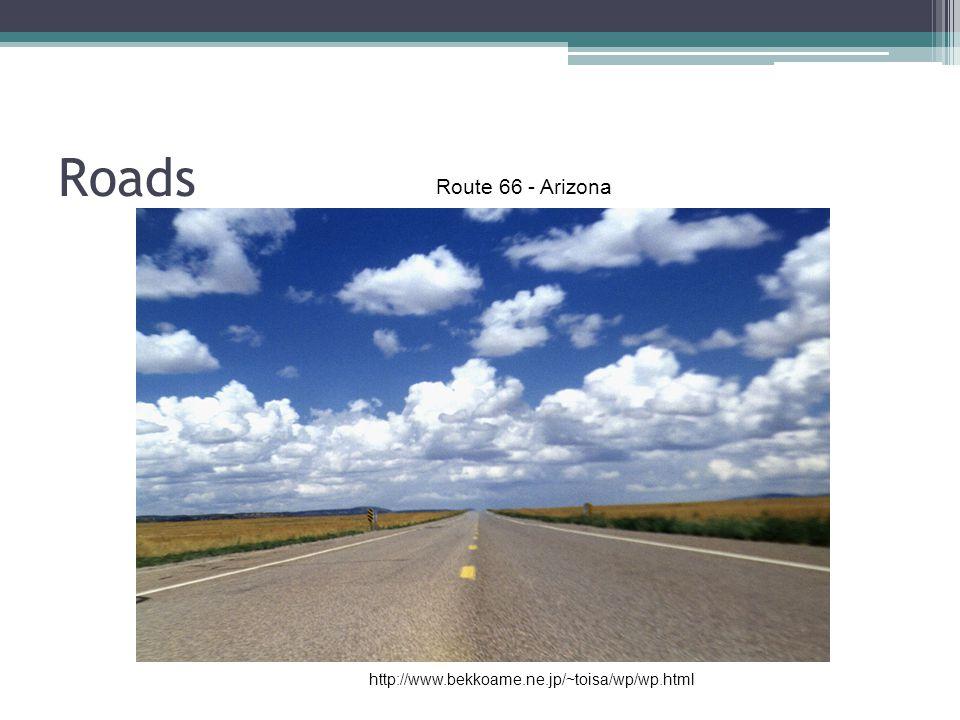 Roads Route 66 - Arizona http://www.bekkoame.ne.jp/~toisa/wp/wp.html