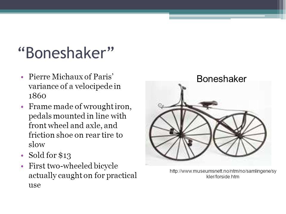 Boneshaker Boneshaker