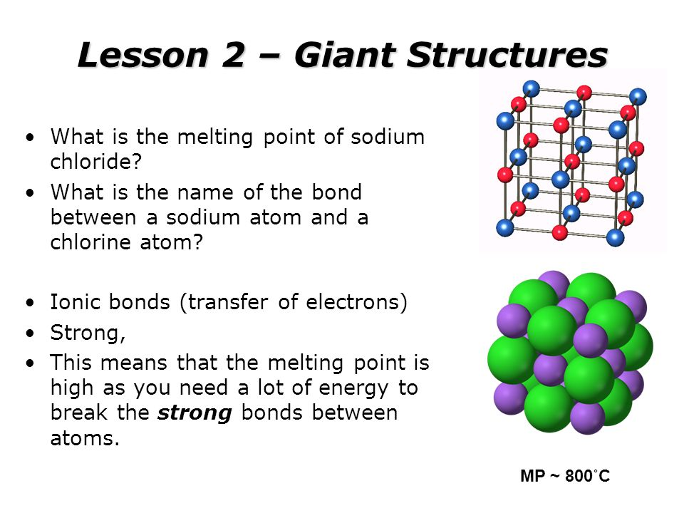 Lesson 2 – Giant Structures