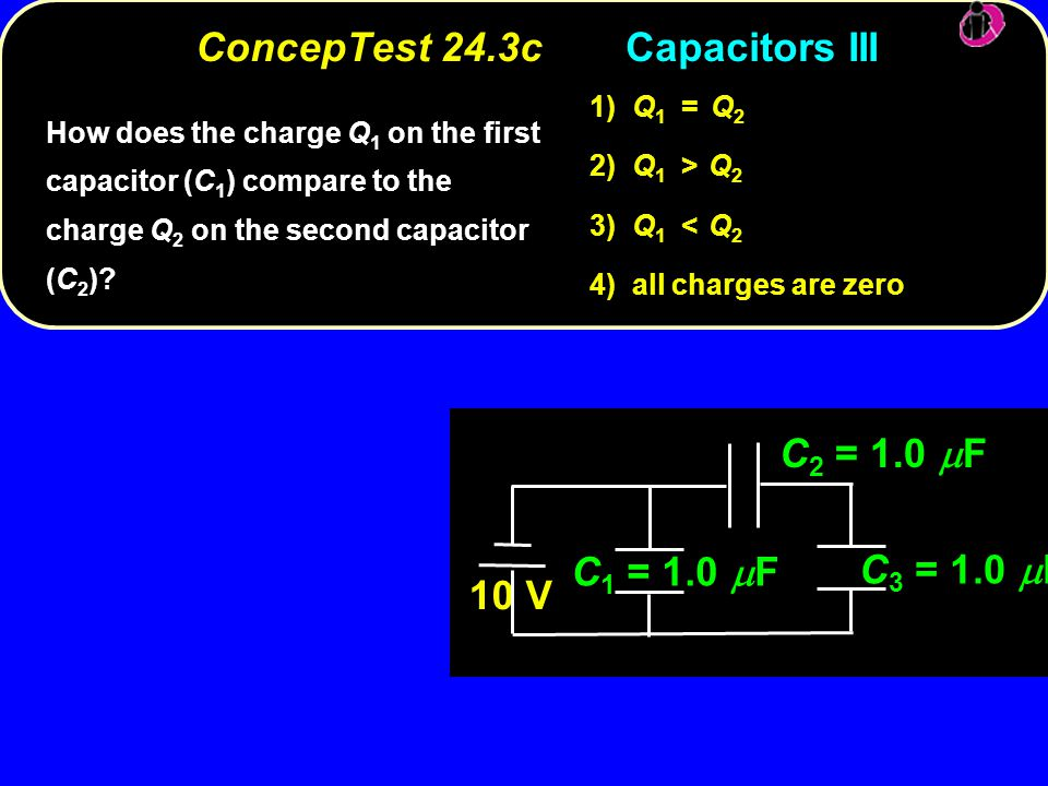 ConcepTest 24.3c Capacitors III