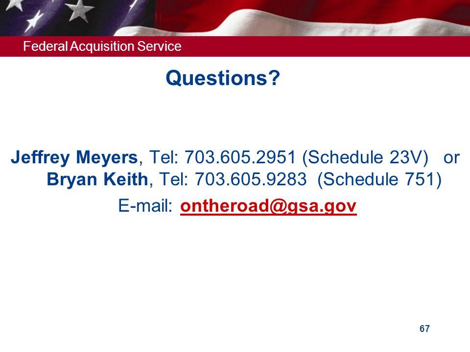 E-mail: ontheroad@gsa.gov