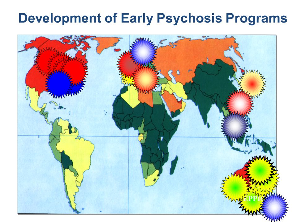 Development of Early Psychosis Programs