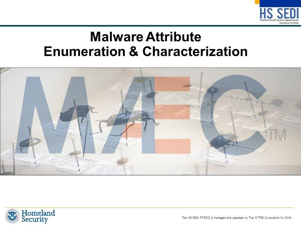Enumeration & Characterization