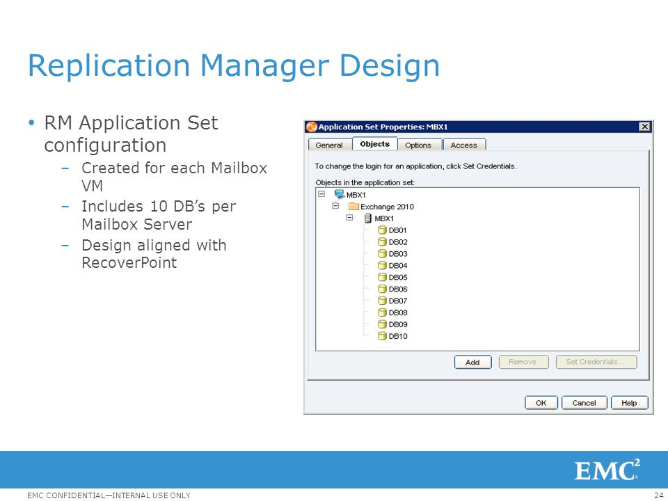 Replication Manager Design