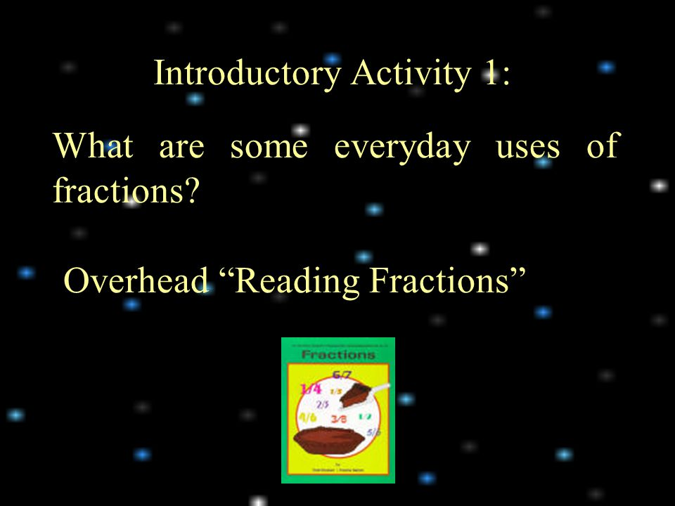Introductory Activity 1: