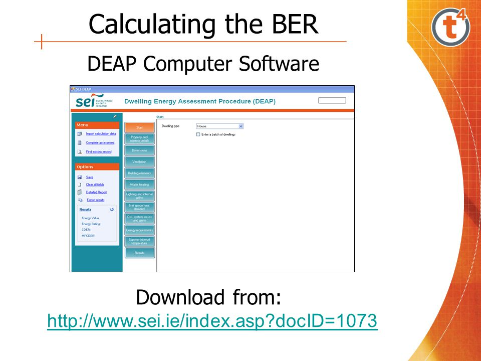 DEAP Computer Software