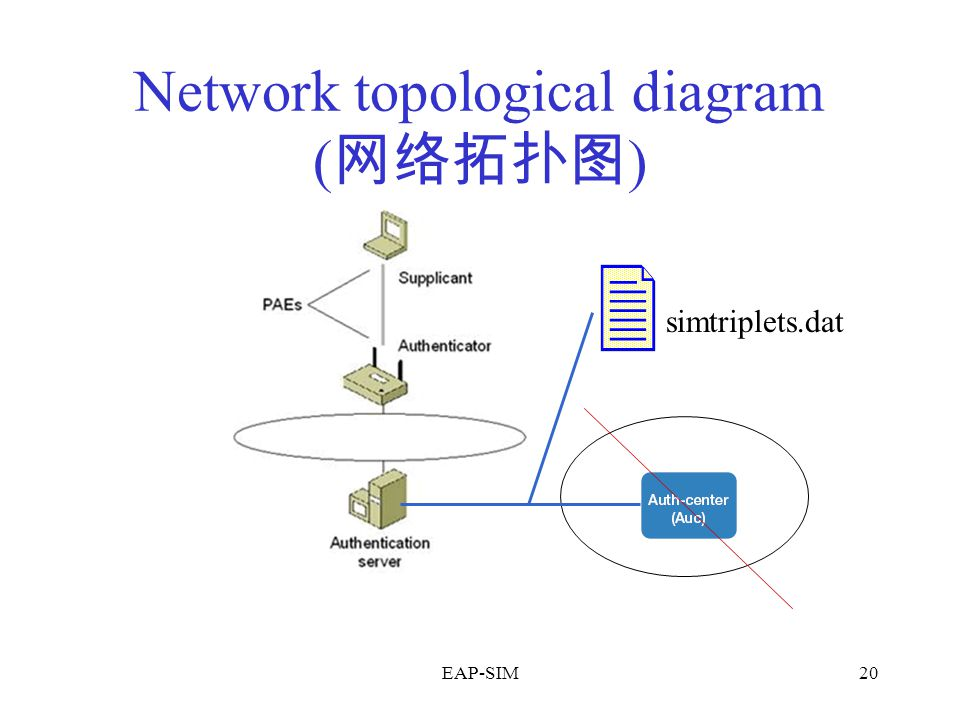 Network topological diagram (网络拓扑图)