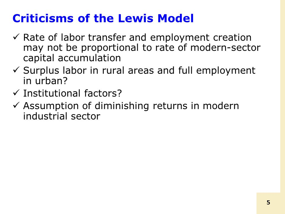 Criticisms of the Lewis Model