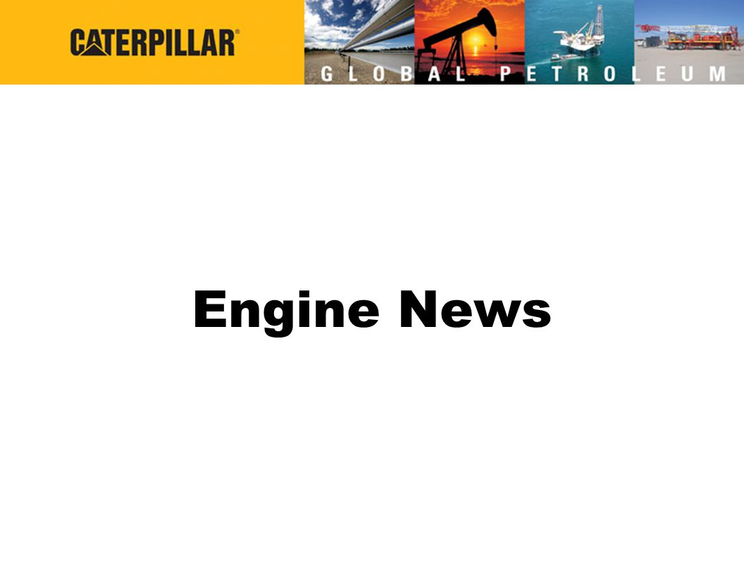 Engine News