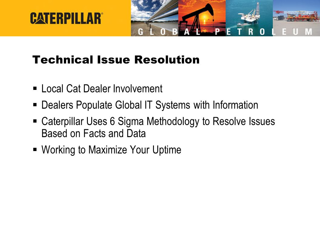 Technical Issue Resolution