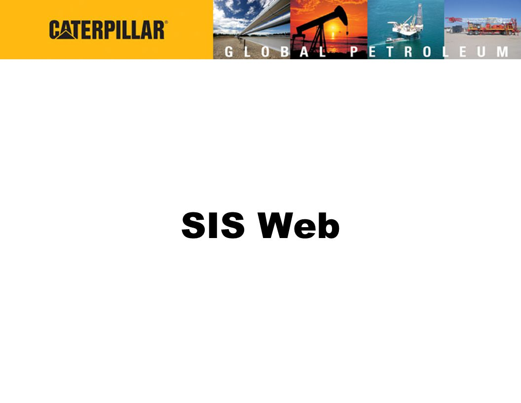 SIS Web Enter this slide with message about 3am need for information ..