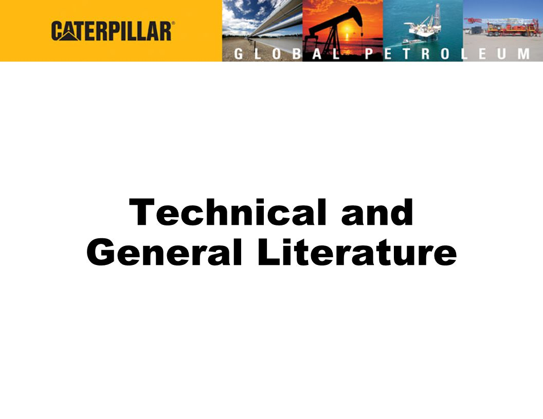 Technical and General Literature