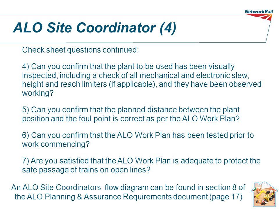 ALO Site Coordinator (4)