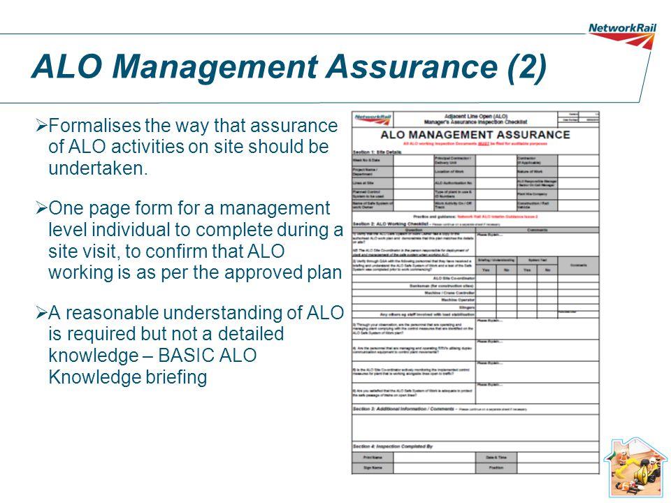 ALO Management Assurance (2)