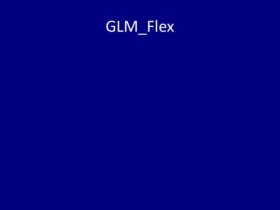 GLM_Flex