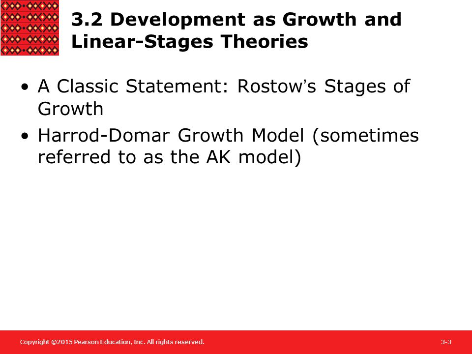 3.2 Development as Growth and Linear-Stages Theories