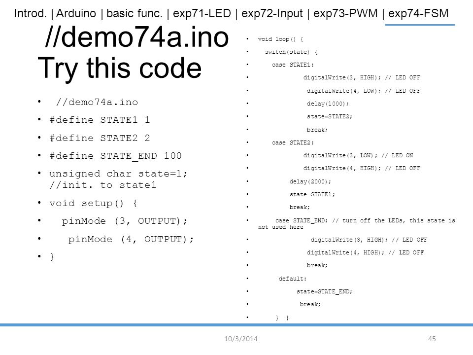 //demo74a.ino Try this code