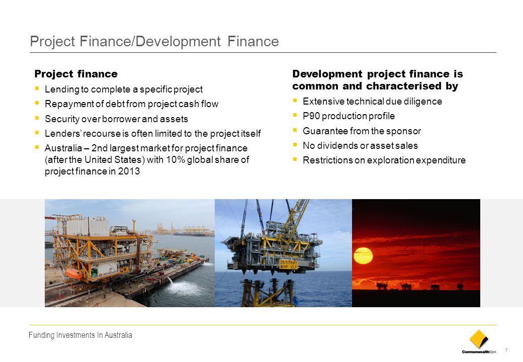 Project Finance/Development Finance