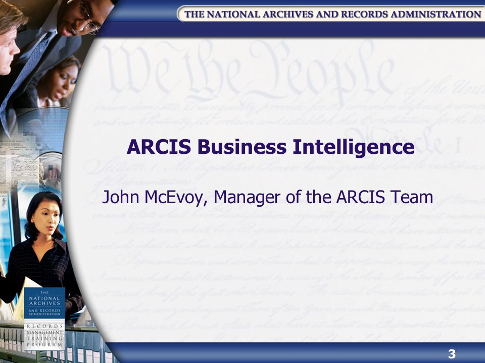 ARCIS Business Intelligence