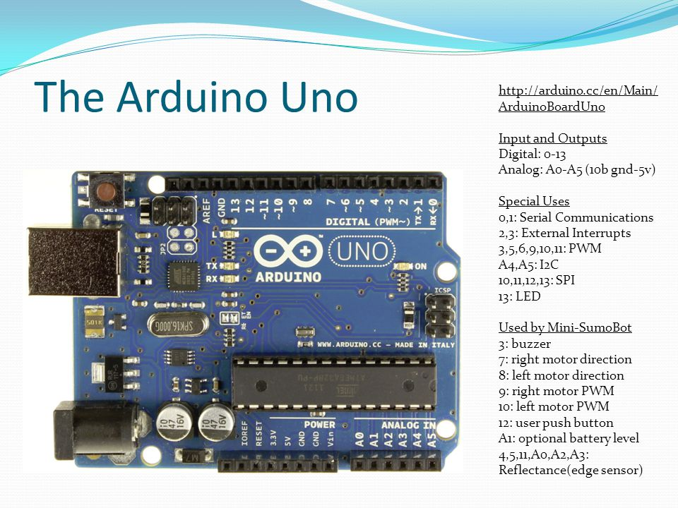 The Arduino Uno http://arduino.cc/en/Main/ArduinoBoardUno