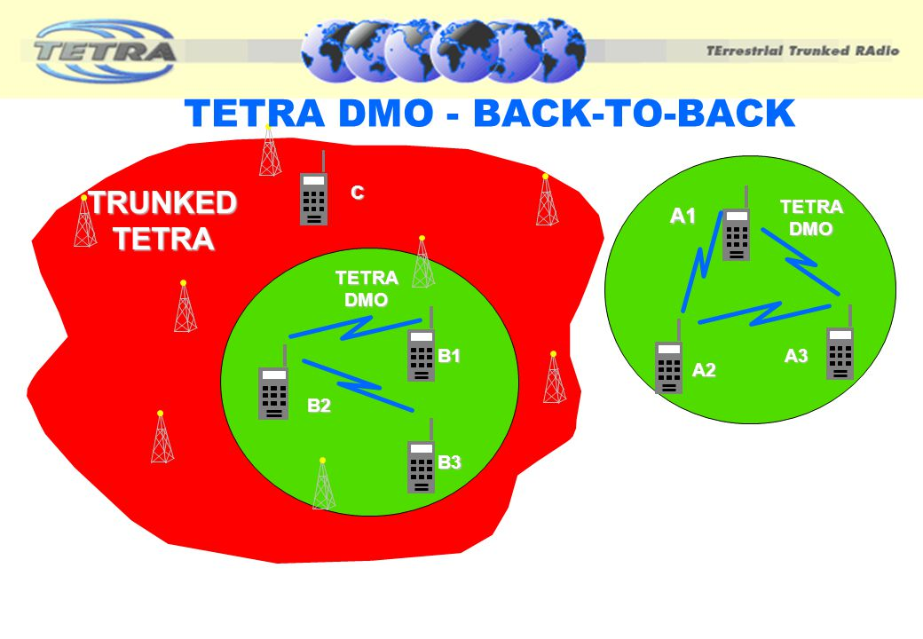 TETRA DMO - BACK-TO-BACK